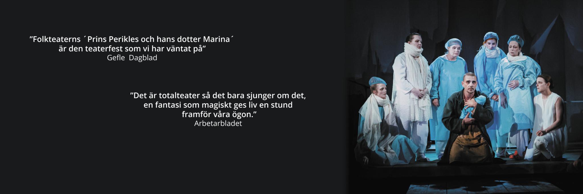 Prins Perikles och hans dotter Marina