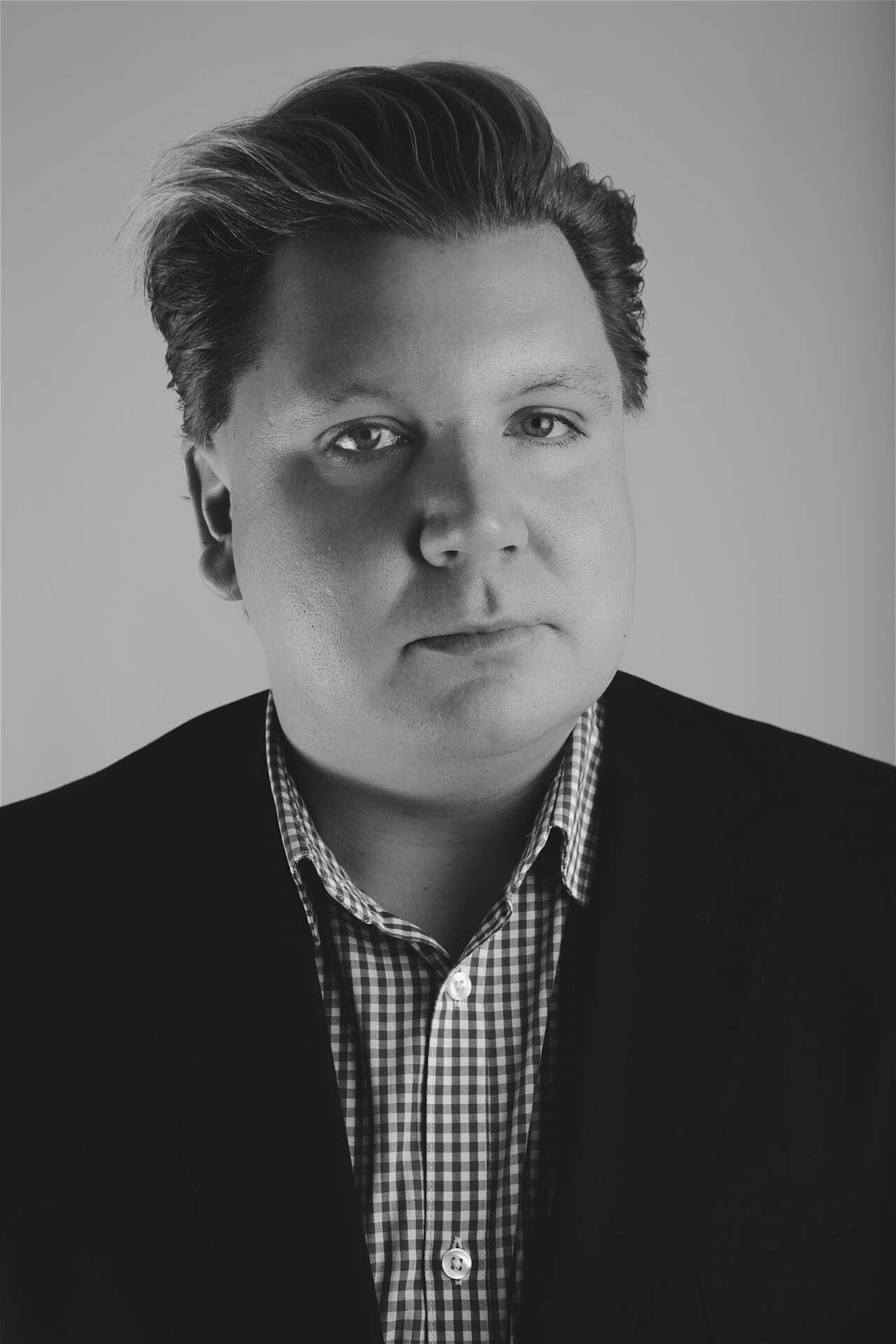 Marcus Hellsten Teaterchef