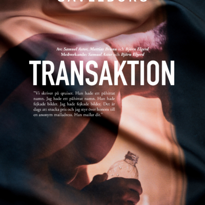 Transaktion Affischbild Folkteatern